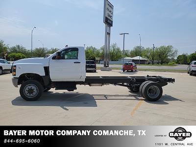 2021 Chevrolet Silverado 6500 Regular Cab DRW 4x4, Cab Chassis #48755 - photo 5
