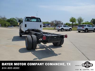 2021 Chevrolet Silverado 6500 Regular Cab DRW 4x4, Cab Chassis #48755 - photo 2