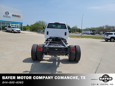 2021 Chevrolet Silverado 6500 Regular Cab DRW 4x4, Cab Chassis #48755 - photo 6