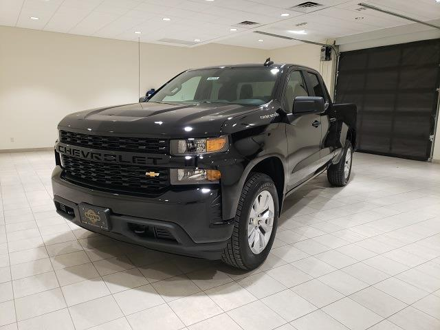 2021 Chevrolet Silverado 1500 Double Cab 4x2, Pickup #48759 - photo 1