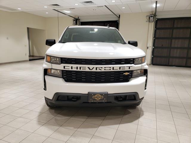 2021 Chevrolet Silverado 1500 Double Cab 4x2, Pickup #B2024 - photo 5