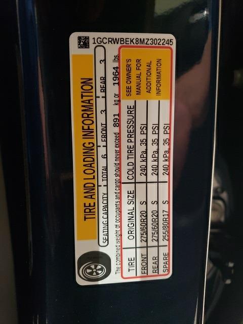 2021 Chevrolet Silverado 1500 Double Cab 4x2, Pickup #48781 - photo 22