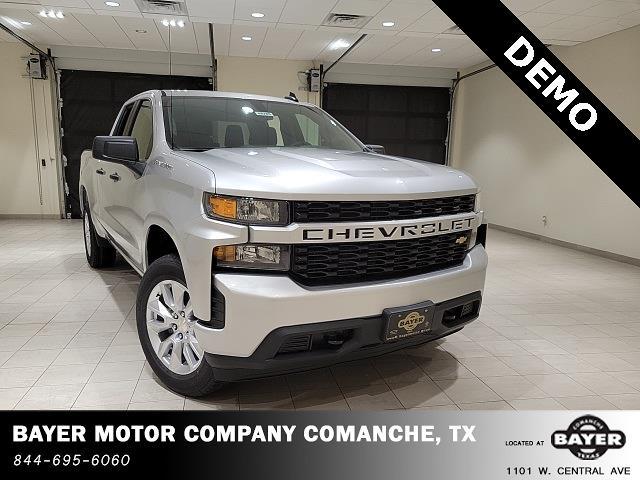 2021 Chevrolet Silverado 1500 Double Cab 4x4, Pickup #48785 - photo 1