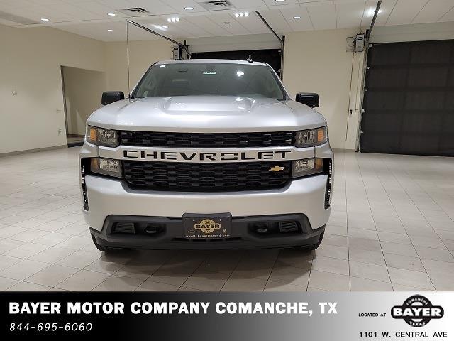 2021 Chevrolet Silverado 1500 Double Cab 4x4, Pickup #48785 - photo 4