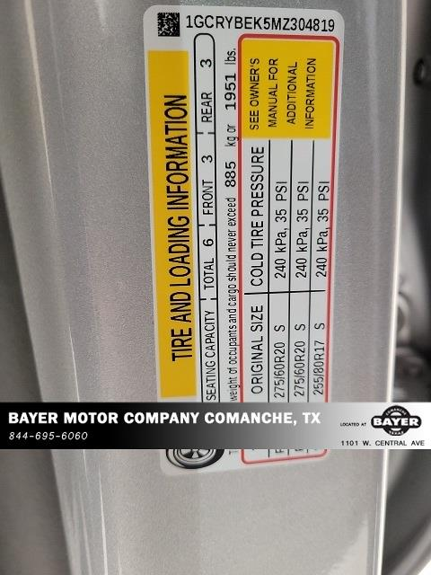2021 Chevrolet Silverado 1500 Double Cab 4x4, Pickup #48785 - photo 22