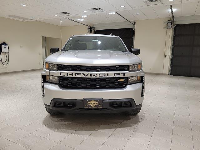2021 Chevrolet Silverado 1500 Double Cab 4x2, Pickup #48786 - photo 4