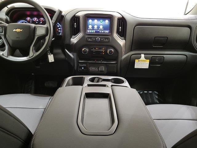 2021 Chevrolet Silverado 2500 Double Cab 4x4, Service Body #48848 - photo 10