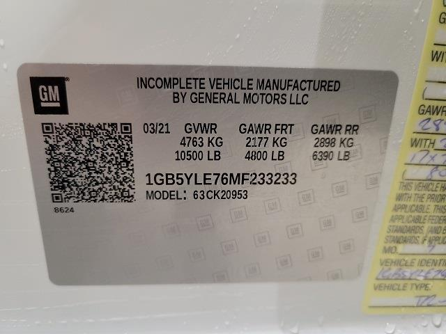 2021 Chevrolet Silverado 2500 Double Cab 4x4, Service Body #48848 - photo 21