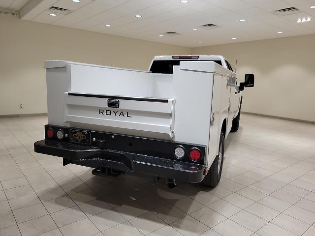 2021 Chevrolet Silverado 2500 Double Cab 4x4, Service Body #48848 - photo 2
