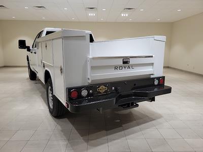 2021 Chevrolet Silverado 2500 Double Cab 4x4, Service Body #48848 - photo 6