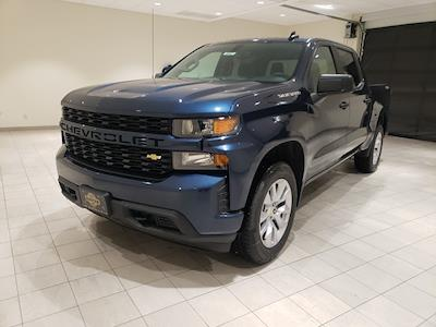 2021 Chevrolet Silverado 1500 Crew Cab 4x4, Pickup #48867 - photo 4