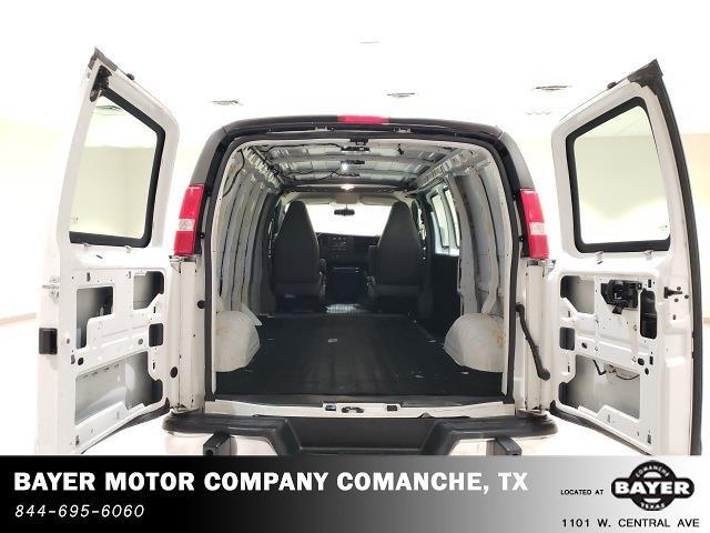 2018 GMC Savana 2500 4x2, Empty Cargo Van #48905 - photo 1