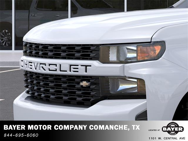 2021 Chevrolet Silverado 1500 Crew Cab 4x2, Pickup #48925 - photo 10