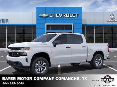 2021 Chevrolet Silverado 1500 Crew Cab 4x2, Pickup #48925 - photo 1