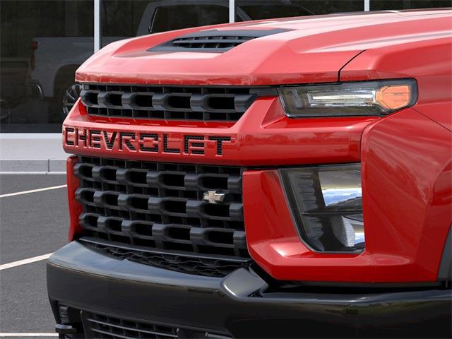 2021 Chevrolet Silverado 2500 Crew Cab 4x4, Pickup #48958 - photo 11