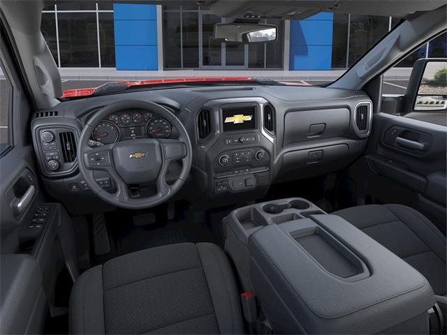 2021 Chevrolet Silverado 2500 Crew Cab 4x4, Pickup #48958 - photo 12