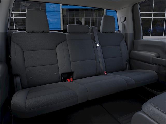2021 Chevrolet Silverado 2500 Crew Cab 4x4, Pickup #48958 - photo 14