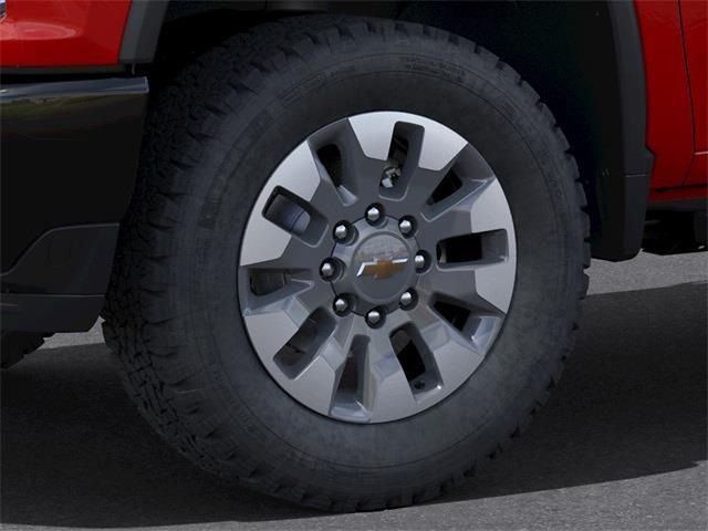 2021 Chevrolet Silverado 2500 Crew Cab 4x4, Pickup #48958 - photo 7