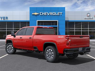 2021 Chevrolet Silverado 2500 Crew Cab 4x4, Pickup #48958 - photo 4
