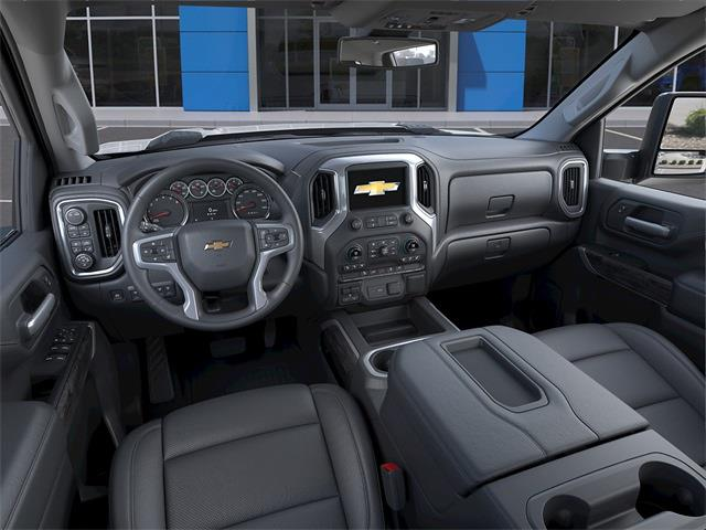 2021 Chevrolet Silverado 2500 Crew Cab 4x4, Pickup #48963 - photo 12