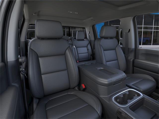 2021 Chevrolet Silverado 2500 Crew Cab 4x4, Pickup #48963 - photo 13