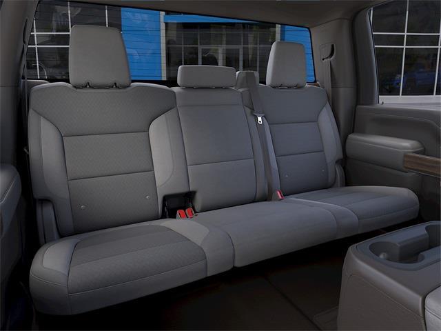 2021 Chevrolet Silverado 3500 Crew Cab 4x4, Pickup #48982 - photo 14
