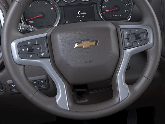 2021 Chevrolet Silverado 3500 Crew Cab 4x4, Pickup #48982 - photo 16