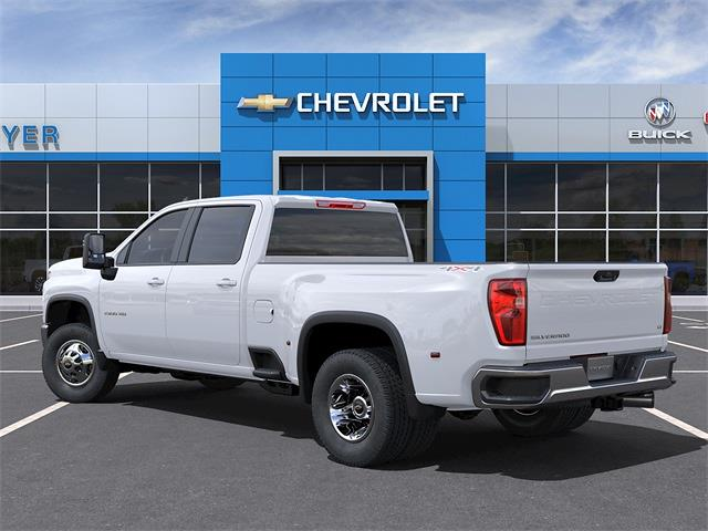 2021 Chevrolet Silverado 3500 Crew Cab 4x4, Pickup #48982 - photo 4