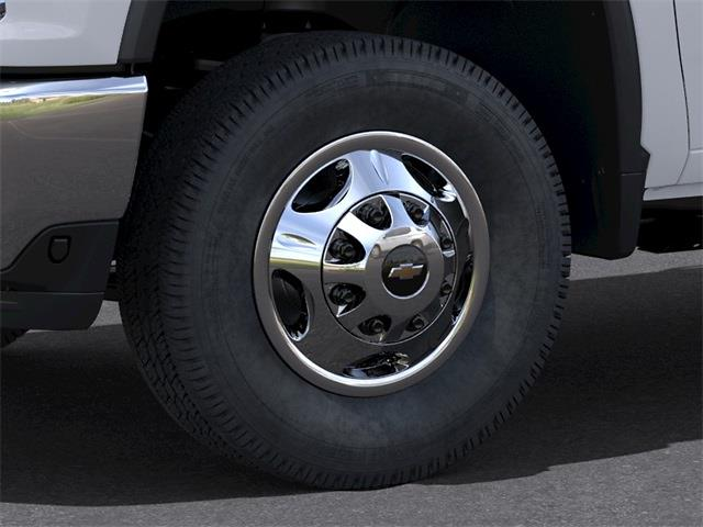 2021 Chevrolet Silverado 3500 Crew Cab 4x4, Pickup #48982 - photo 7