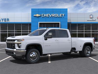 2021 Chevrolet Silverado 3500 Crew Cab 4x4, Pickup #48982 - photo 3