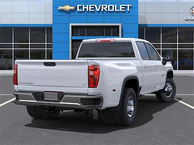 2021 Chevrolet Silverado 3500 Crew Cab 4x4, Pickup #48982 - photo 2