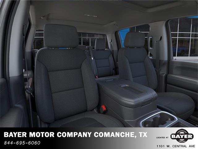 2021 Chevrolet Silverado 3500 Crew Cab 4x4, Pickup #48986 - photo 13