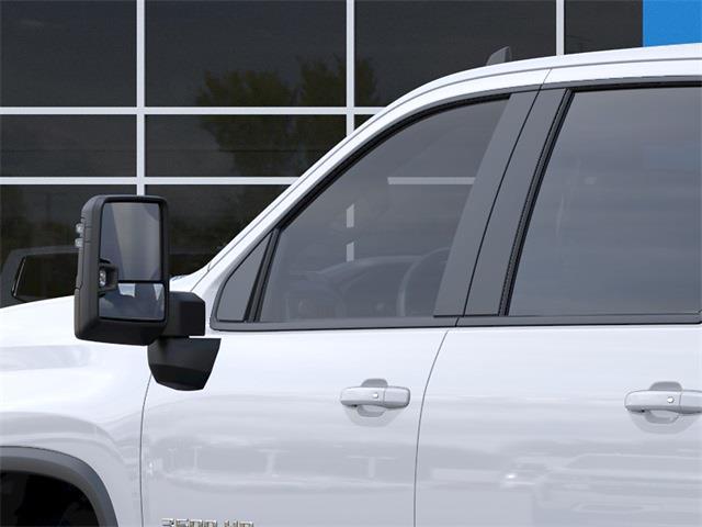 2021 Chevrolet Silverado 3500 Crew Cab 4x4, Pickup #48996 - photo 10