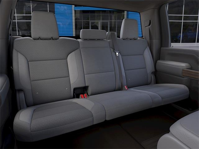 2021 Chevrolet Silverado 3500 Crew Cab 4x4, Pickup #48996 - photo 14