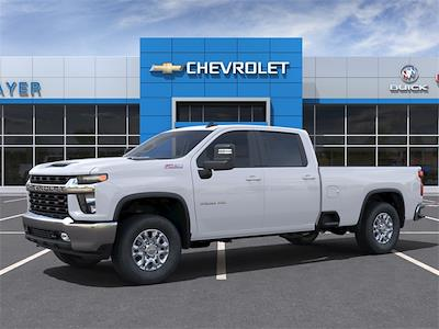 2021 Chevrolet Silverado 3500 Crew Cab 4x4, Pickup #48996 - photo 3