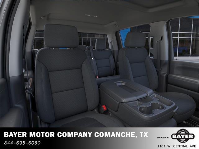 2021 Chevrolet Silverado 2500 Crew Cab 4x4, Pickup #49104 - photo 13