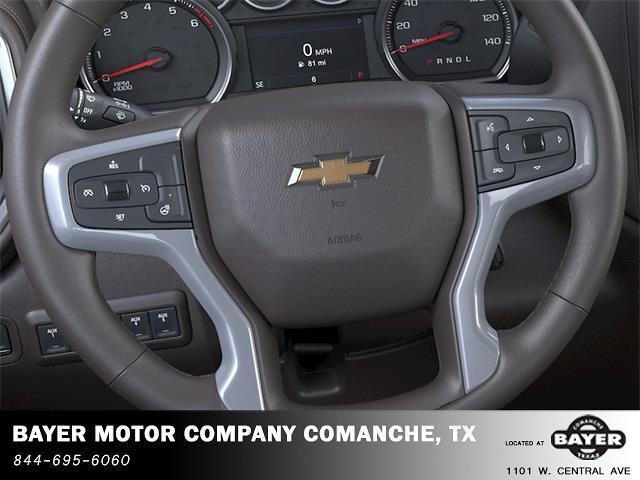 2021 Chevrolet Silverado 2500 Crew Cab 4x4, Pickup #49105 - photo 16
