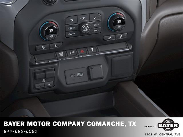 2021 Chevrolet Silverado 3500 Crew Cab 4x4, Pickup #49106 - photo 20