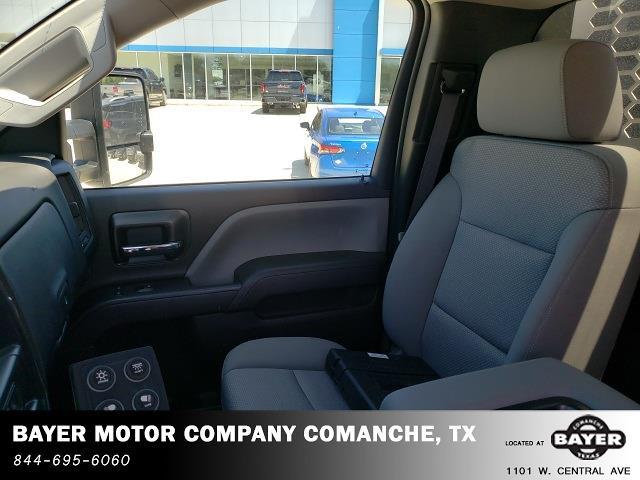 2021 Silverado 6500 Regular Cab DRW 4x4,  Cab Chassis #49184 - photo 11