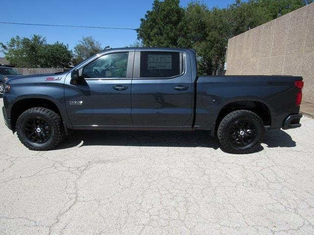 2020 Chevrolet Silverado 1500 Crew Cab 4x4, Pickup #B1574 - photo 7