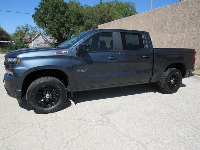 2020 Chevrolet Silverado 1500 Crew Cab 4x4, Pickup #B1574 - photo 1