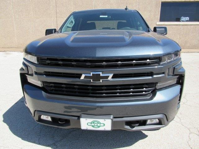 2020 Chevrolet Silverado 1500 Crew Cab 4x4, Pickup #B1574 - photo 8