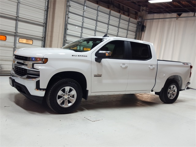 2020 Chevrolet Silverado 1500 Crew Cab 4x4, Pickup #47918 - photo 7