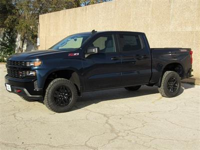 2021 Chevrolet Silverado 1500 Crew Cab 4x4, Pickup #B1733 - photo 7
