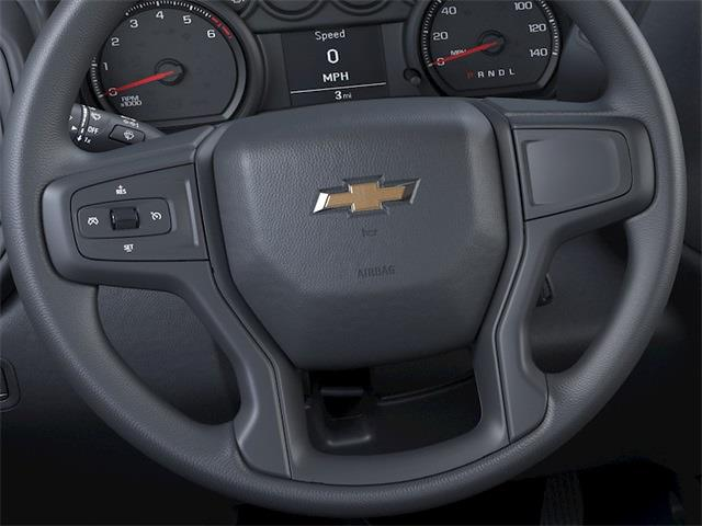 2021 Chevrolet Silverado 1500 Crew Cab 4x2, Pickup #48884 - photo 16