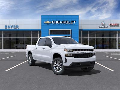 2021 Chevrolet Silverado 1500 Crew Cab 4x2, Pickup #48884 - photo 1