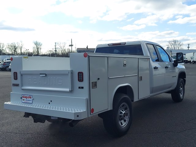 2021 Chevrolet Silverado 3500 Double Cab 4x2, Reading Service Body #124870 - photo 1
