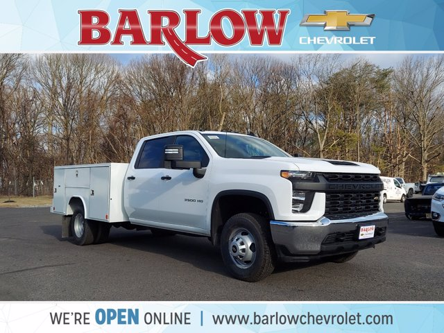 2021 Chevrolet Silverado 3500 Crew Cab 4x2, Reading Service Body #129293 - photo 1