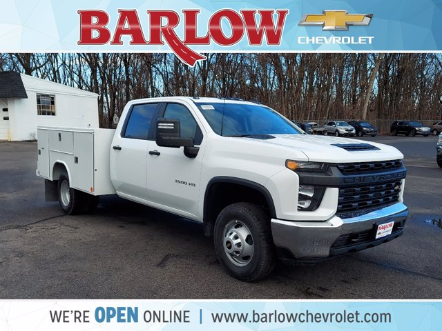 2021 Chevrolet Silverado 3500 Crew Cab 4x2, Reading Service Body #129797 - photo 1
