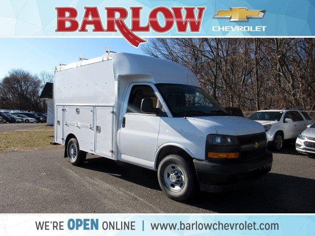 2020 Chevrolet Express 3500 4x2, Supreme Service Utility Van #13012 - photo 1